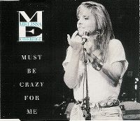 Cover Melissa Etheridge - Must Be Crazy For Me