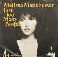 Cover Melissa Manchester - Just Too Many People