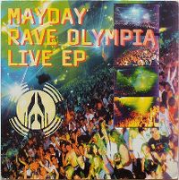 Cover Members Of Mayday - Rave Olympia Live EP