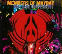 Cover Members Of Mayday - We Are Different