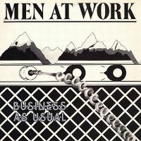Cover Men At Work - Business As Usual