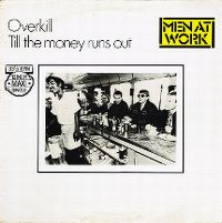 Cover Men At Work - Overkill