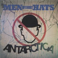 Cover Men Without Hats - Antarctica