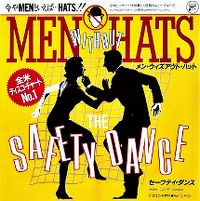Cover Men Without Hats - The Safety Dance