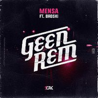 Cover Mensa feat. Broski - Geen rem