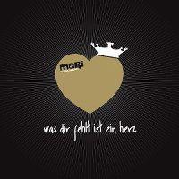 Cover Meri Voskanian - Was dir fehlt ist ein Herz