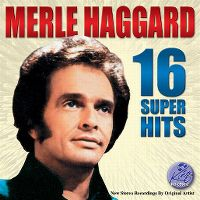Cover Merle Haggard - 16 Super Hits