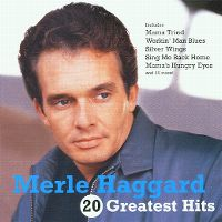 Cover Merle Haggard - 20 Greatest Hits