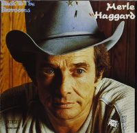 Cover Merle Haggard - Back To The Barrooms