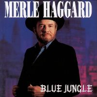 Cover Merle Haggard - Blue Jungle