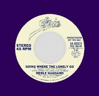 Cover Merle Haggard - Going Where The Lonely Go