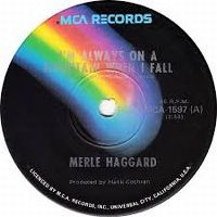 Cover Merle Haggard - I'm Always On A Mountain When I Fall