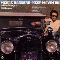 Cover Merle Haggard - Keep Movin' On
