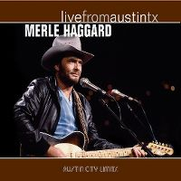 Cover Merle Haggard - Live From Austin TX