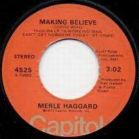 Cover Merle Haggard - Making Believe