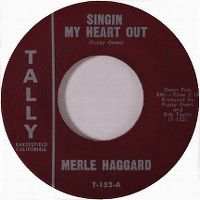 Cover Merle Haggard - Singin My Heart Out