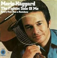 Cover Merle Haggard - The Fightin' Side Of Me