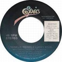 Cover Merle Haggard - Twinkle, Twinkle Lucky Star