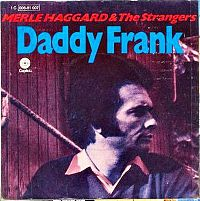 Cover Merle Haggard And The Strangers - Daddy Frank (The Guitar Man)