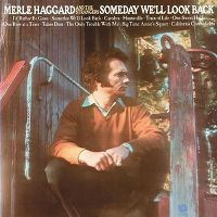 Cover Merle Haggard And The Strangers - Hag / Someday We'll Look Back