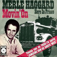 Cover Merle Haggard And The Strangers - Movin' On