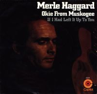 Cover Merle Haggard And The Strangers - Okie From Muskogee