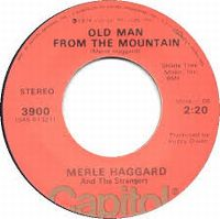 Cover Merle Haggard And The Strangers - Old Man From The Mountain