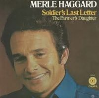 Cover Merle Haggard And The Strangers - Soldier's Last Letter