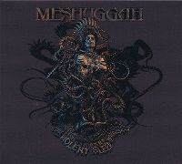 Cover Meshuggah - The Violent Sleep Of Reason