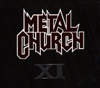 Cover Metal Church - XI