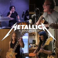 Cover Metallica - Blackened 2020