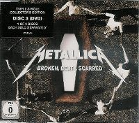 Cover Metallica - Broken, Beat & Scarred
