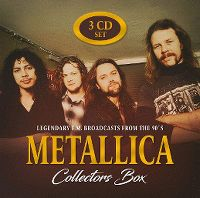Cover Metallica - Collectors Box