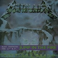 Cover Metallica - Creeping Death / Jump In The Fire