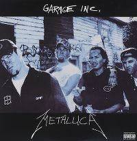 Cover Metallica - Garage Inc.