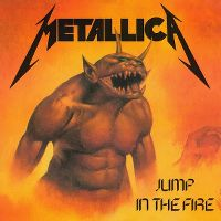 Cover Metallica - Jump In The Fire