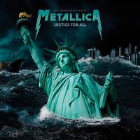 Cover Metallica - Justice For All