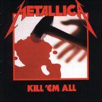 Cover Metallica - Kill 'Em All