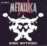 Cover Metallica - King Nothing