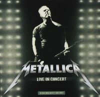 Cover Metallica - Live In Concert