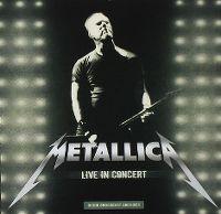Cover Metallica - Live In Concert