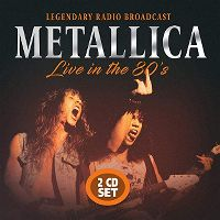 Cover Metallica - Live In The 80's