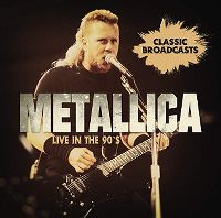 Cover Metallica - Live In The 90's