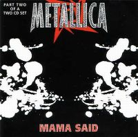 Cover Metallica - Mama Said