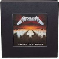 Cover Metallica - Master Of Puppets - Remastered