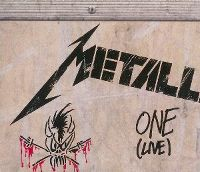 Cover Metallica - One (Live)