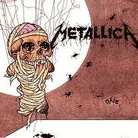 Cover Metallica - One