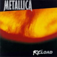 Cover Metallica - Reload