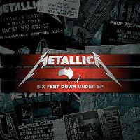 Cover Metallica - Six Feet Down Under EP