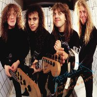 Cover Metallica - The $ 5.98 EP Garage Days Re-Revisited